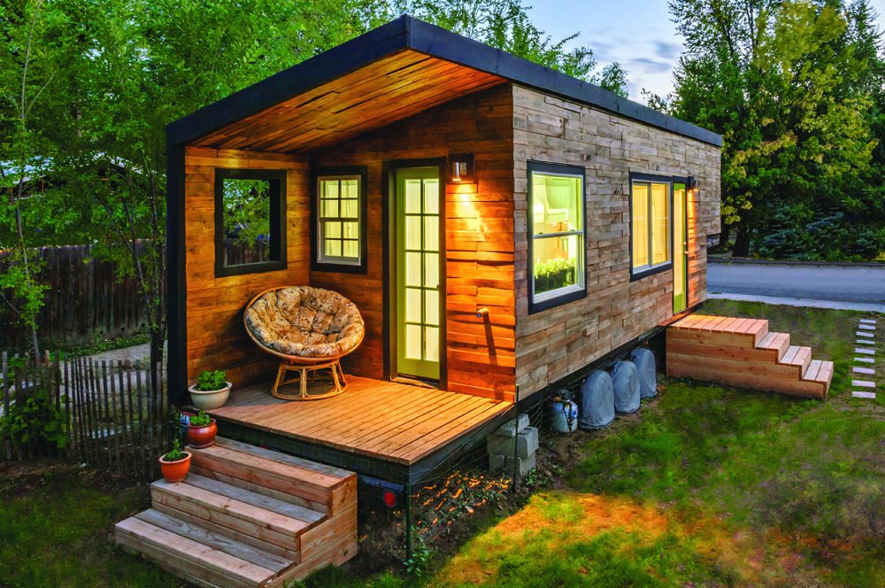 I Want To Live A Big Life In A Tiny House Sainte Charlotte